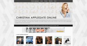 Christina Applegate Online Photo Gallery