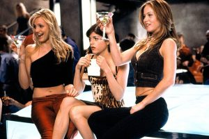"Cameron Diaz, Selma Blair, and Christina Applegate in ""The Sweetest Thing"""